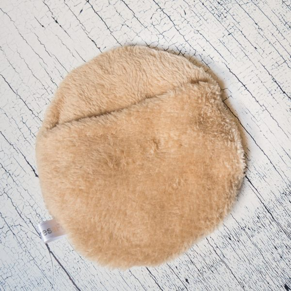 Faultier Körnerkissen Rückseite
